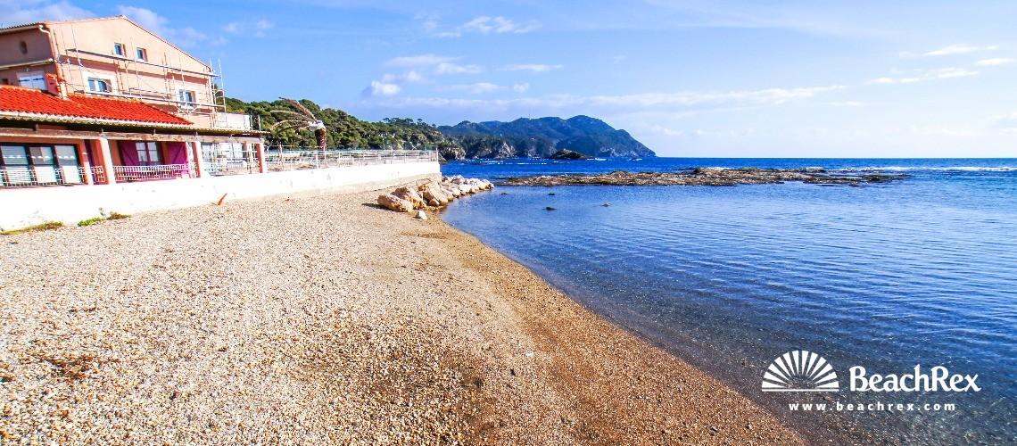 France - Var -  Six-Fours-les-Plages - Beach du Petit Gaou