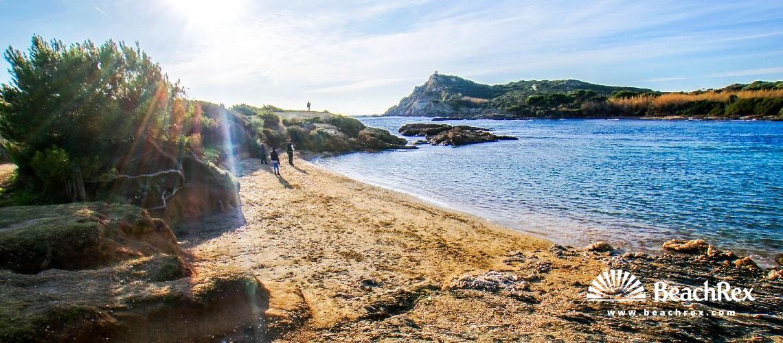 France - Var -  Six-Fours-les-Plages - Beach du Noémie