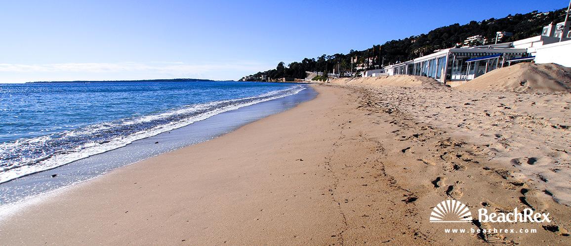 France - AlpesMaritimes -  Vallauris - Beach du Soleil
