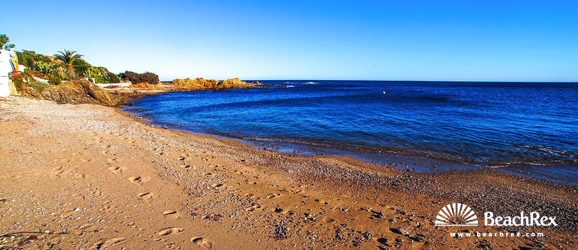 Francuska - Var -  Roquebrune-sur-Argens - Plaža Sun Plaža