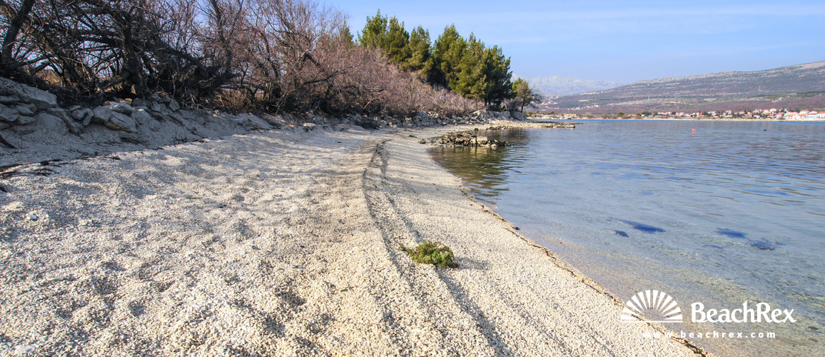 Hrvaška - Dalmacija  Zadar -  Pridraga - Plaža Vrulja