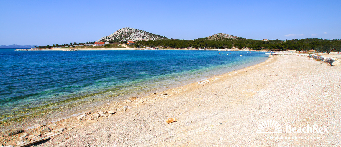 Croatia - Dalmatia  Šibenik -  Drage - Beach Kamp