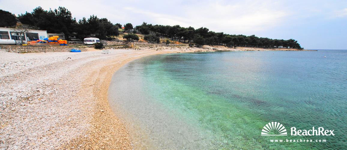 Croatia - Dalmatia  Šibenik -  Primošten - Beach Adriatic