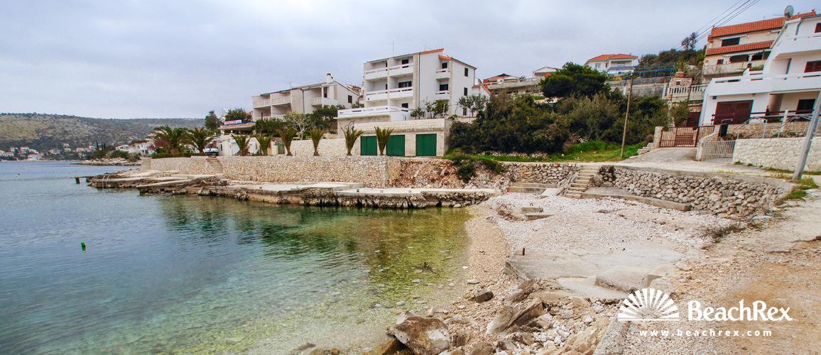 Croatia - Dalmatia  Šibenik -  Ražanj - Beach Mezaroca