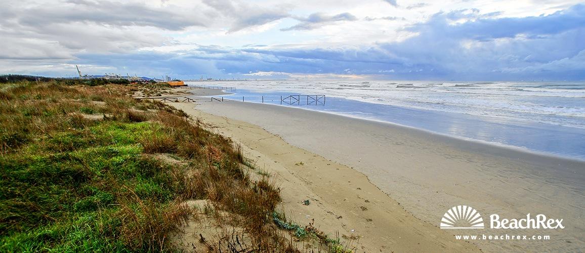 Italy - Toscana -  Calambrone - Beach Calambrone