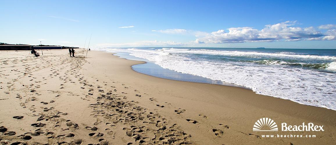 Italy - Toscana -  Tirrenia - Beach Tirrenia