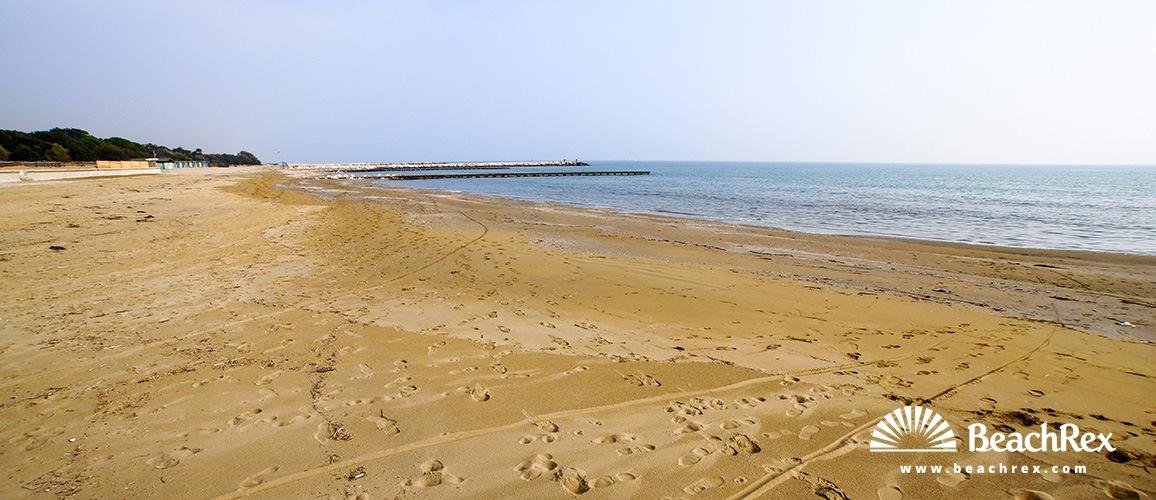 Italy - Veneto -  Duna Verde - Beach Duna Verde