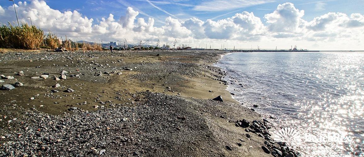 Italy - Liguria -  Genova - Beach Multedo