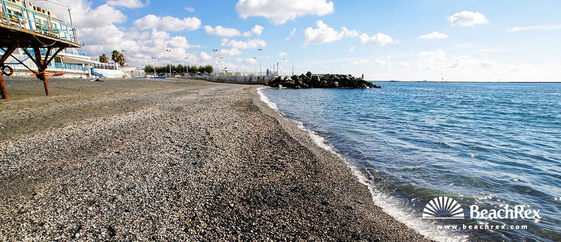 Italy - Liguria -  Genova - Beach Porticciolo