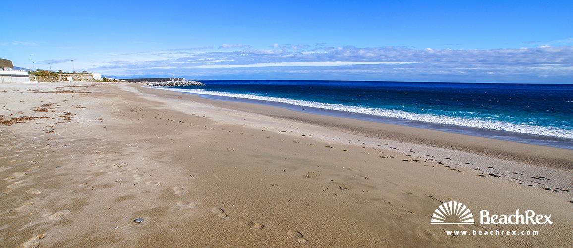 Italy - Liguria -  Bergeggi - Beach Bergeggi