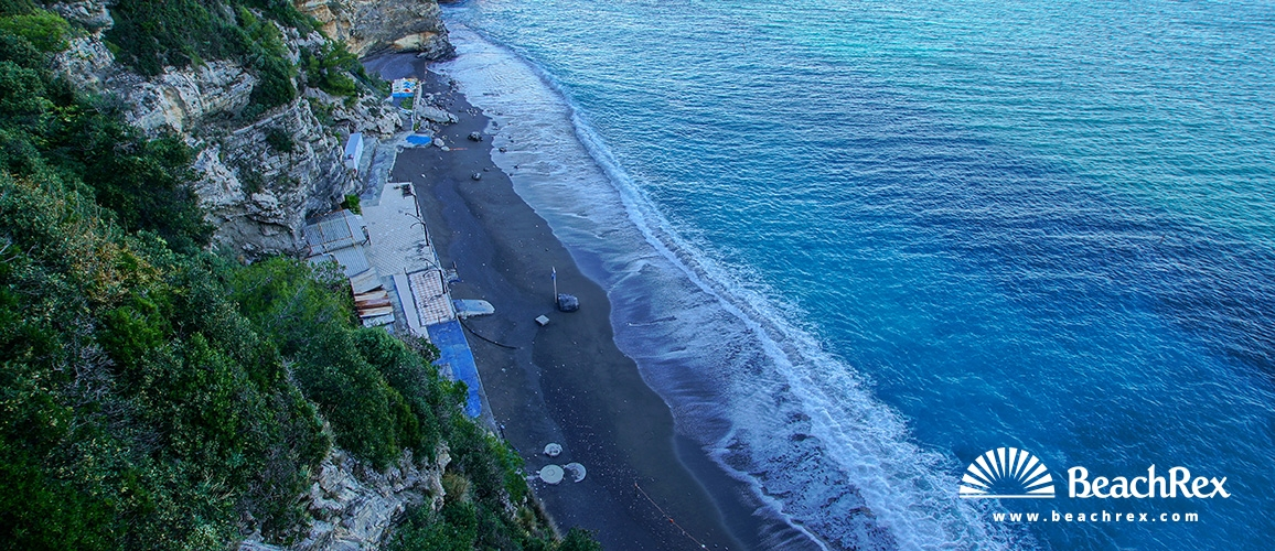 Italy - Liguria -  Bergeggi - Beach Sirene