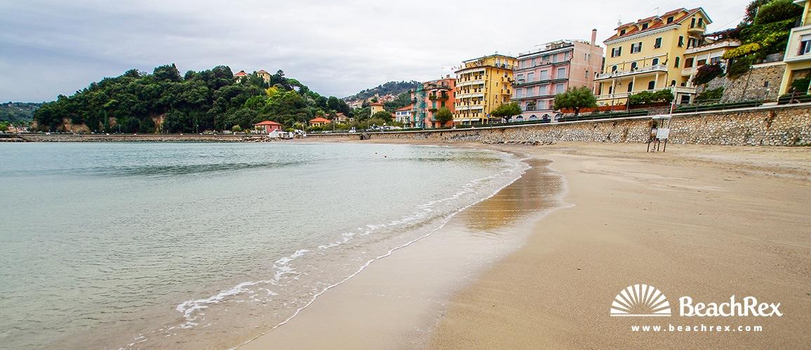 Italy - Liguria -  Lerici - Beach Venere Azzurra