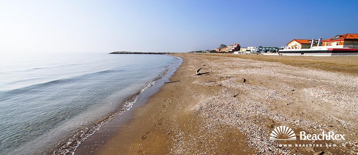 Italy - Veneto -  Cavallino - Beach Ca' di Valle