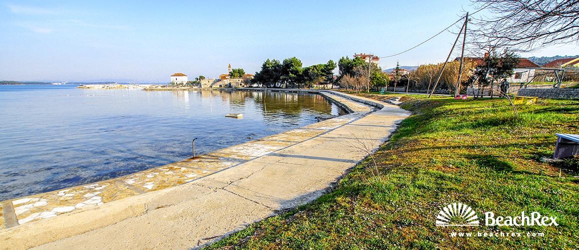 Croatia - Dalmatia  Zadar - Island Pašman -  Kraj - Beach Dužica