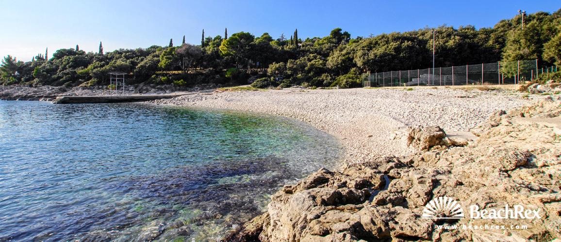 Croatia - Istra -  Pula - Beach Verudela