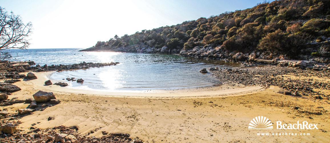 Croatia - Lika - Island Pag -  Potočnica - Beach Kukurina