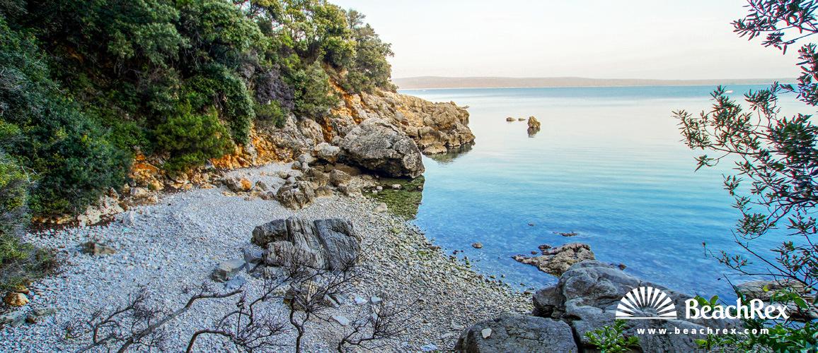 Croatia - Kvarner - Island Lošinj -  Sveti Jakov - Beach Okean
