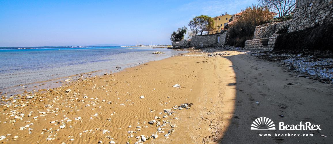 Croatia - Dalmatia  Zadar - Island Pašman -  Tkon - Beach Brist