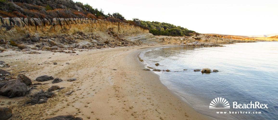 Croatia - Kvarner - Island Rab -  Lopar - Beach Stolac