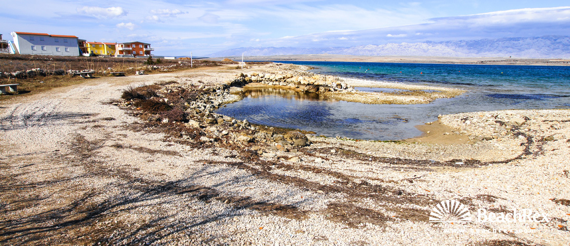 Croatia - Dalmatia  Zadar - Island Vir -  Vir - Beach Straža