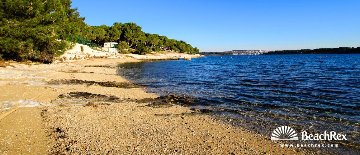 Croatia - Istra -  Premantura - Beach Guvnina