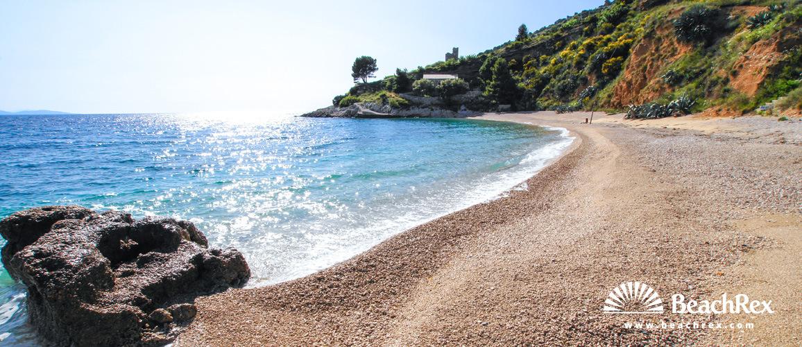 Croatia - Dalmatia  Split - Island Brač -  Murvica - Beach Smrčeva
