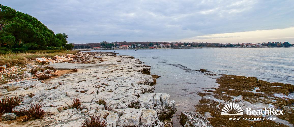 Croatia - Istra -  Đuba - Beach Špina