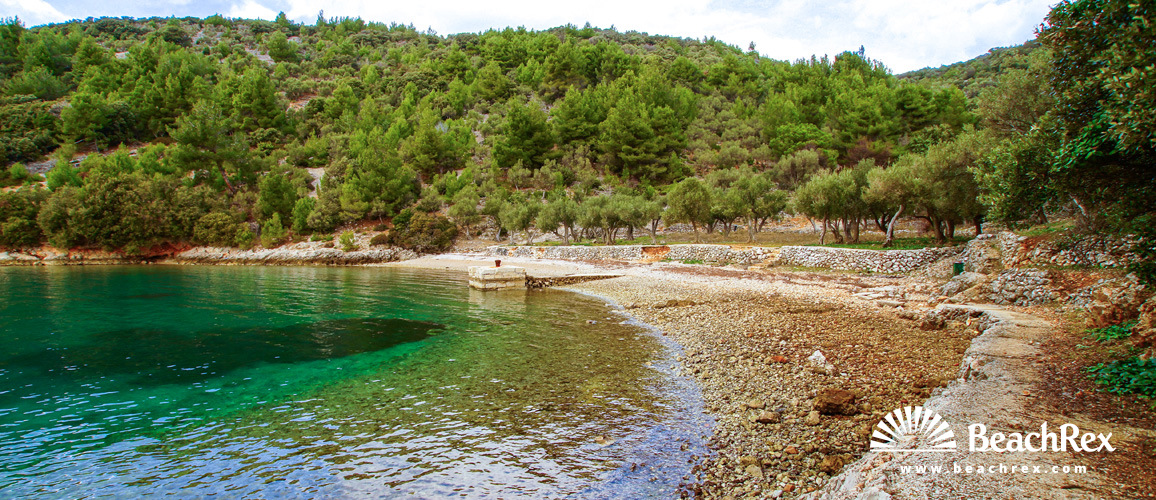 Croatia - Kvarner - Island Cres -  Cres - Beach Nava