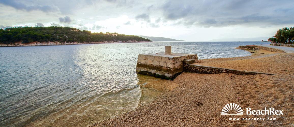 Croatia - Kvarner - Island Cres -  Cres - Beach Melin