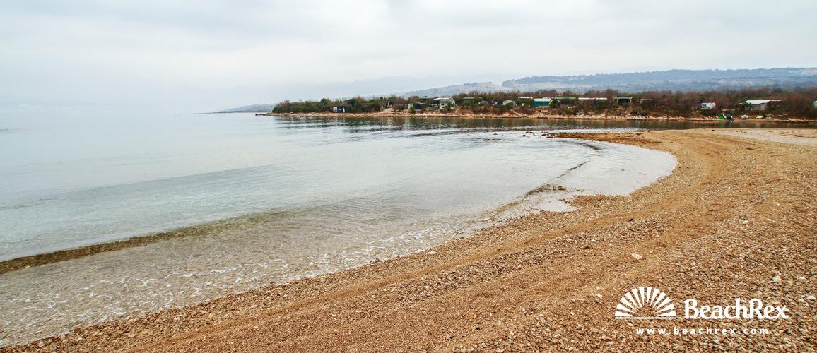 Croatia - Kvarner - Island Krk -  Omišalj - Beach Vodotoč