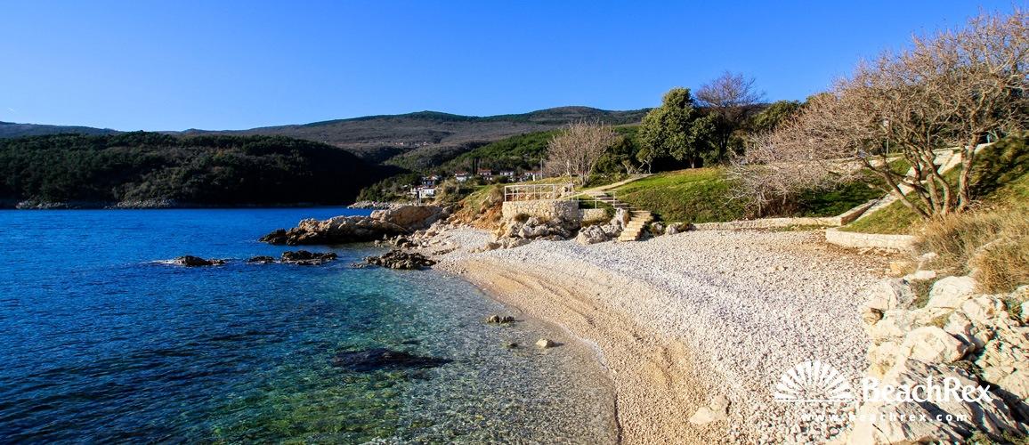 Croatia - Istra -  Labin - Beach Sveta Marina