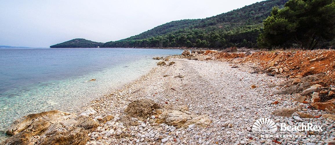 Croatia - Dalmatia  Zadar - Island Ugljan -  Kukljica - Beach Otrić
