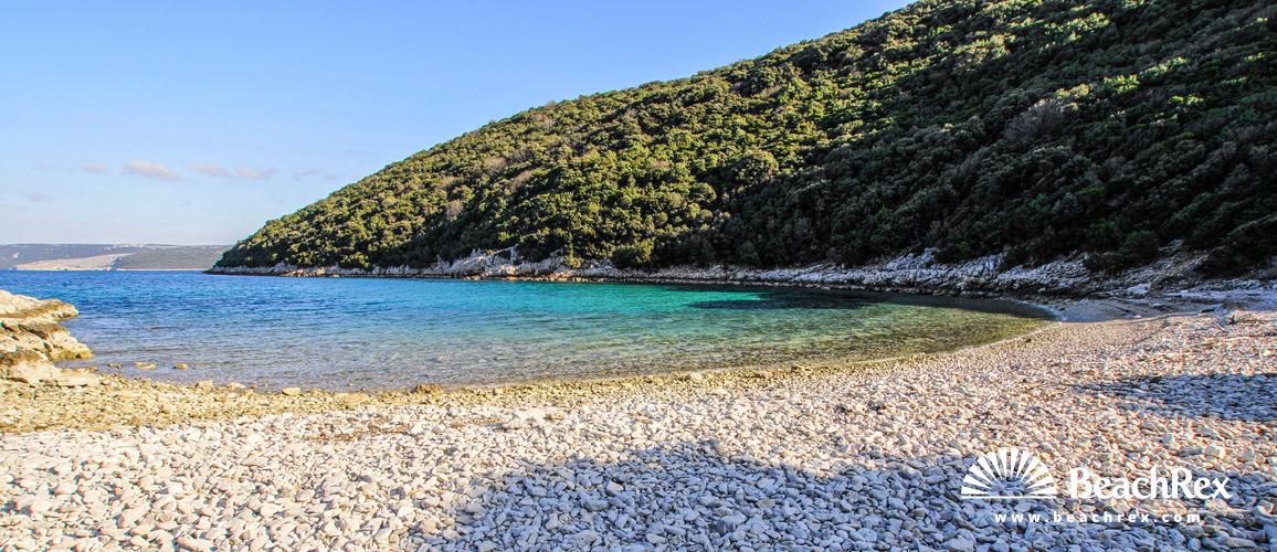 Croatia - Kvarner - Island Lošinj -  Osor - Beach Radiboj