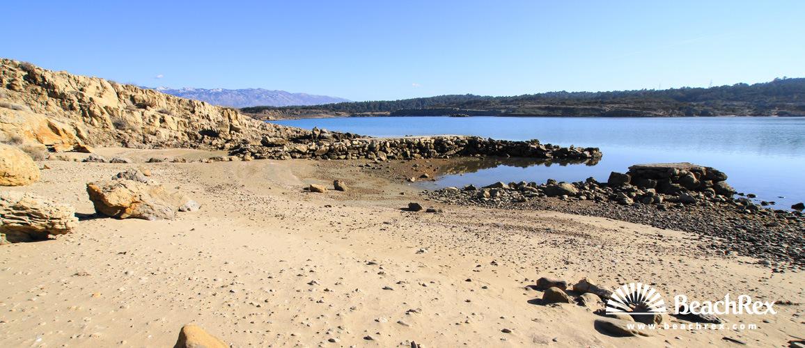 Croatia - Kvarner - Island Rab -  Lopar - Beach Kunjka