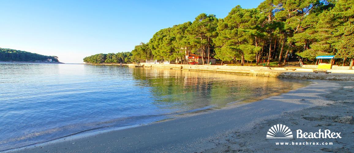 Croatia - Kvarner - Island Lošinj -  Mali Lošinj - Beach Blatina