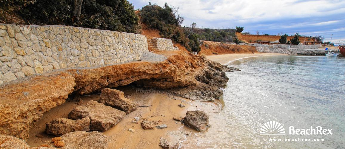 Croatia - Kvarner - Island Rab -  Barbat na Rabu - Beach Pudarica