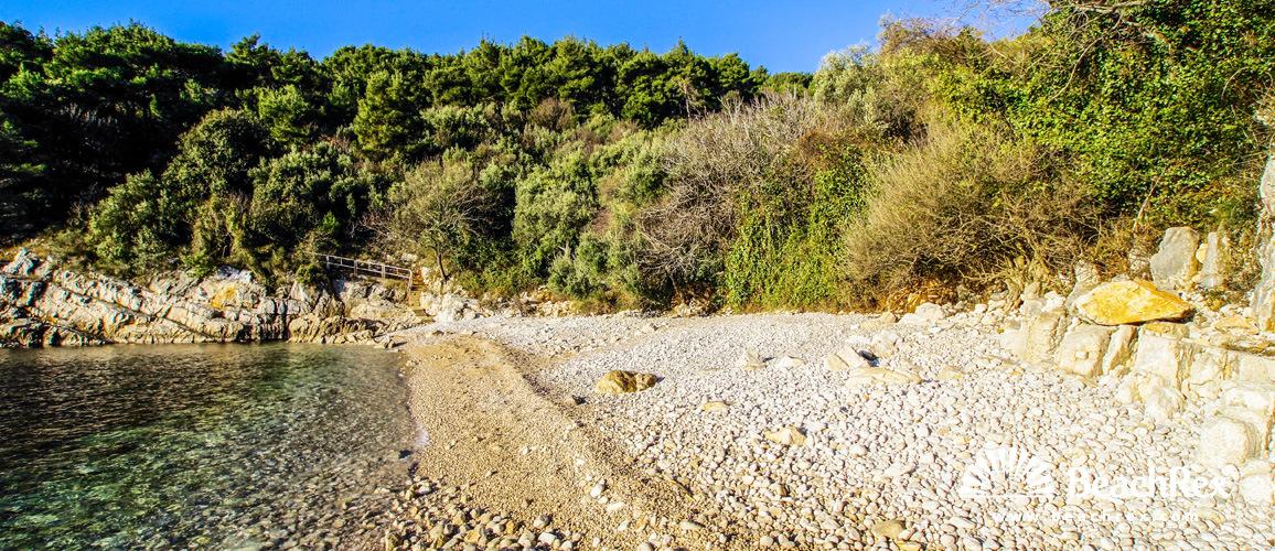 Croatia - Istra -  Rabac - Beach Prižinja