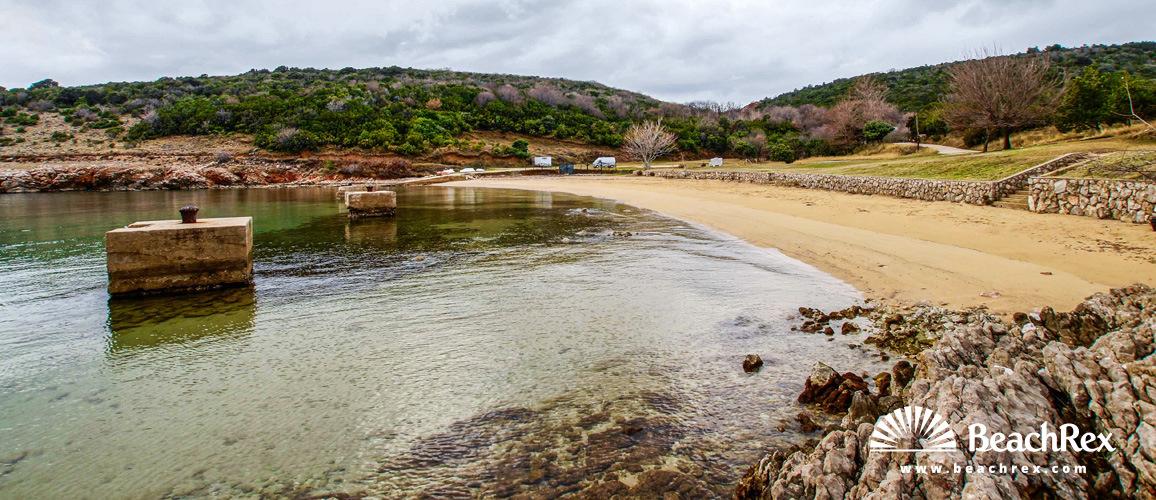 Croatia - Kvarner - Island Krk -  Risika - Beach Sv. Marak