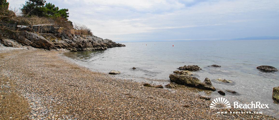 Croatia - Kvarner -  Rijeka - Beach Preluk