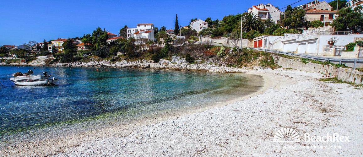 Croatia - Dalmatia  Split - Island Čiovo -  Liveli - Beach Mavarštica
