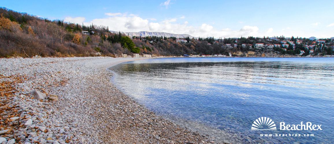 Croatia - Kvarner -  Jadranovo - Beach Havišće