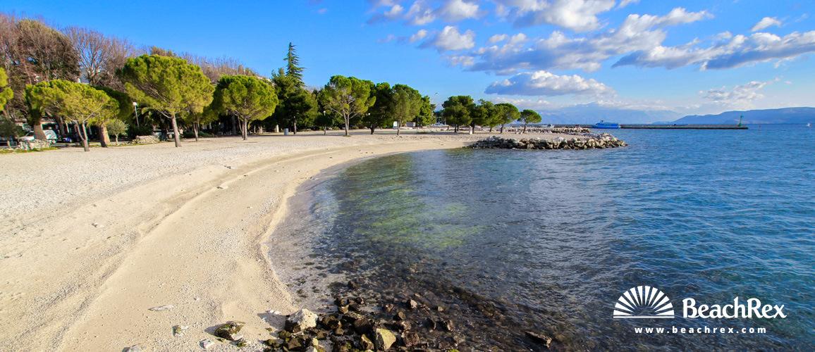 Croatia - Kvarner -  Crikvenica - Beach Gradsko kupalište