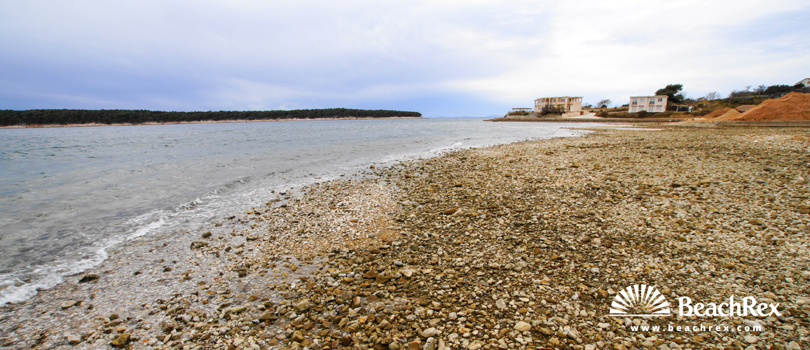 Croatia - Kvarner - Island Rab -  Banjol - Beach Banjol