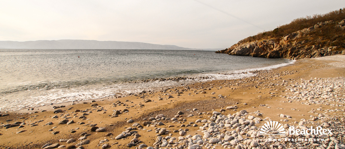 Croatia - Kvarner -  Klenovica - Beach Sibinj