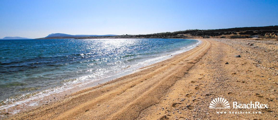 Croatia - Lika - Island Pag -  Novalja - Beach Caska