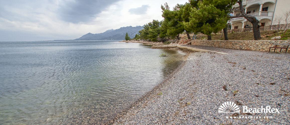 Croatia - Dalmatia  Zadar -  Rovanjska - Beach Rovanjska