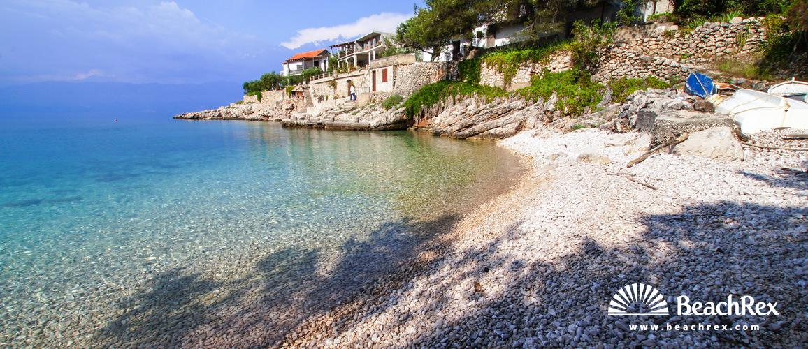 Croatia - Dalmatia  Split - Island Hvar -  Gdinj - Beach Mala Zaraća