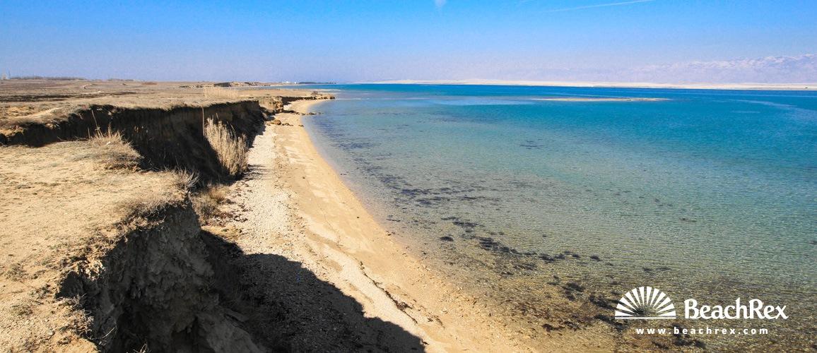 Croatia - Dalmatia  Zadar -  Nin - Beach Sabunike
