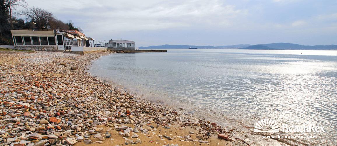 Croatia - Dalmatia  Zadar -  Zadar - Beach Karma