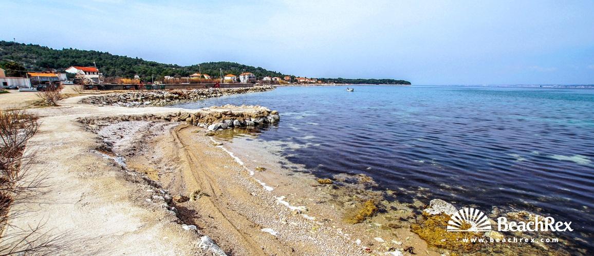 Croatia - Dalmatia  Zadar - Island Pašman -  Banj - Beach Banj